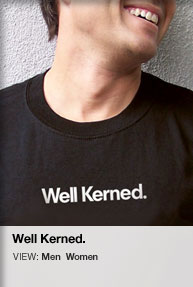 Well Kerned